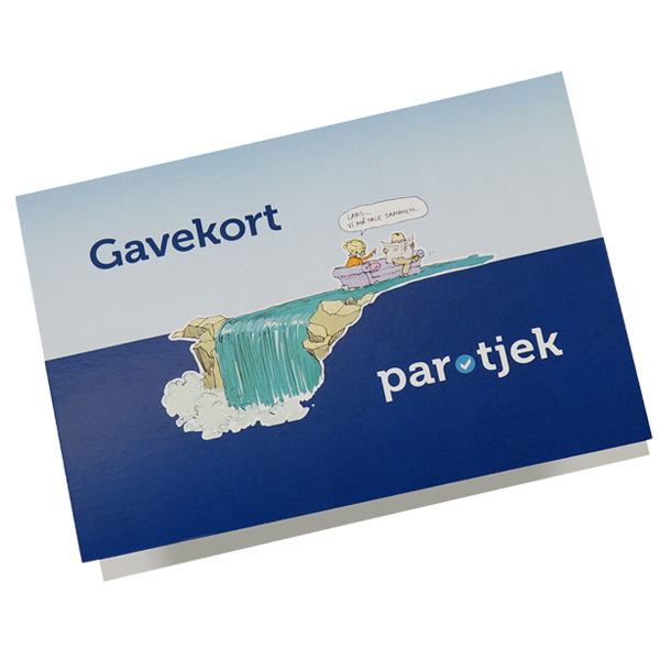 Gavekort Partjek